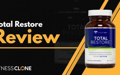 Total Restore Review – The Gut Health Supplement from Gundry MD