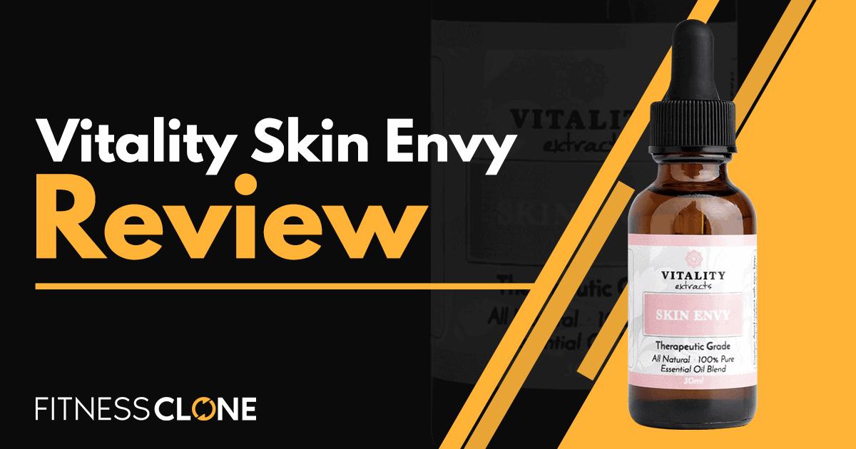 Vitality Skin Envy Review – Essential Oil Skincare