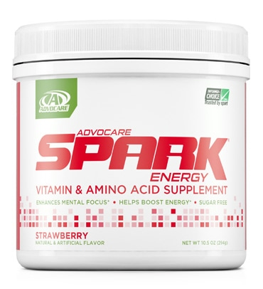 Advocare Spark Water Cannister