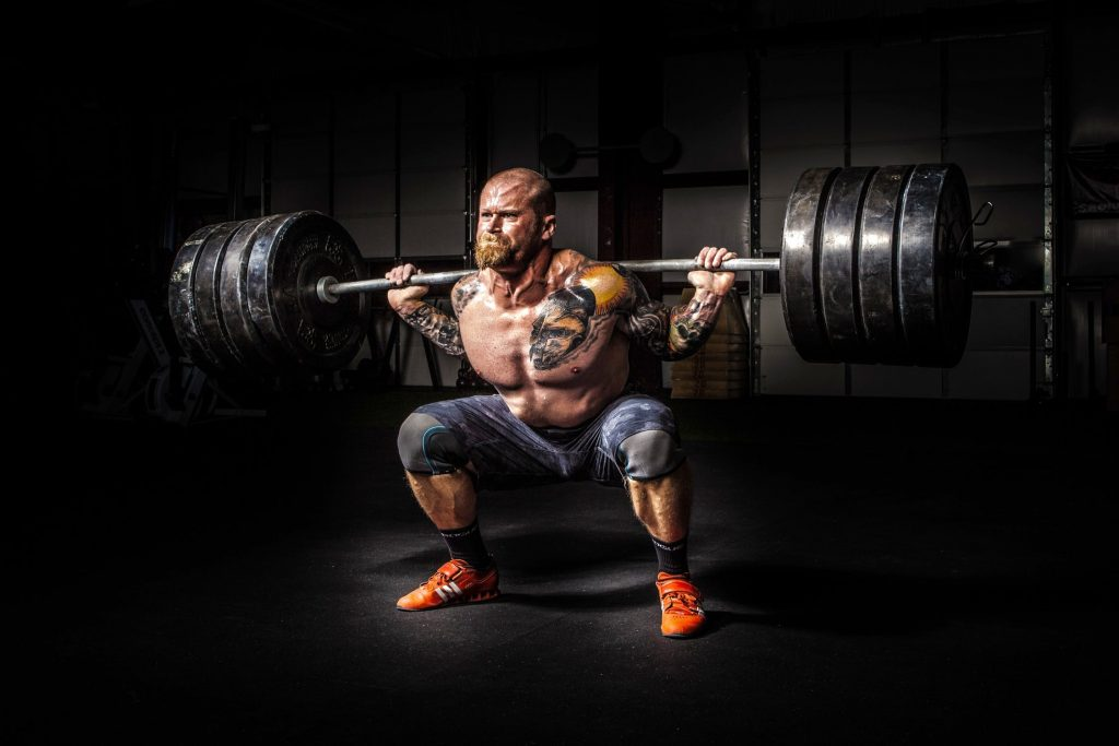 Animal Pack For Weight Lifters