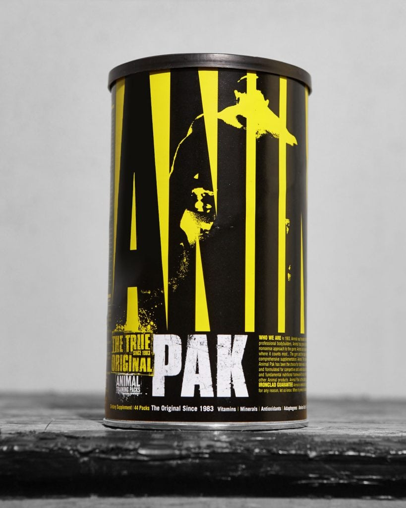 Animal Pak Training Powder