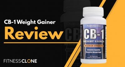 CB-1 Weight Gainer Review – Muscle Gain And Weight Loss
