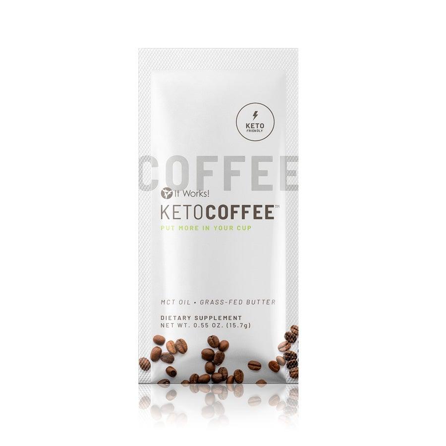It Works Keto Coffee