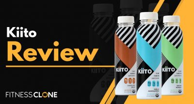 Kiito Review – A Pea Protein-Based Meal Replacement