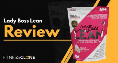 Lady Boss Lean Review – Can This Diet Shake Help You Lose Weight?