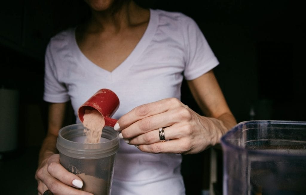 Lady Boss Lean Protein Shake Powder