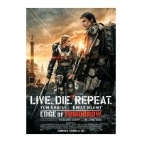 Live Die Repeat Edge of Tomorrow