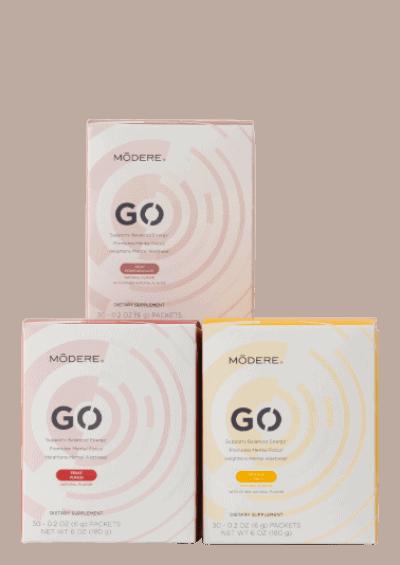 Modere Go Box Set