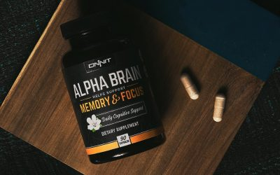 Alpha BRAIN Review – A Look At This Supplement From Onnit