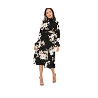 Print Midi Dresses