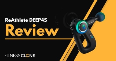ReAthlete DEEP4s Review – How Does This Percussive Massager Compare?