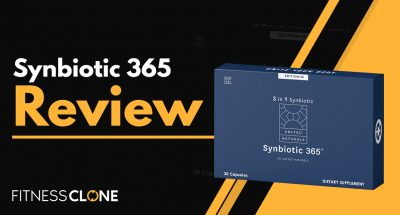 Synbiotic 365 Review- Is This Probiotic A Scam or Legit?