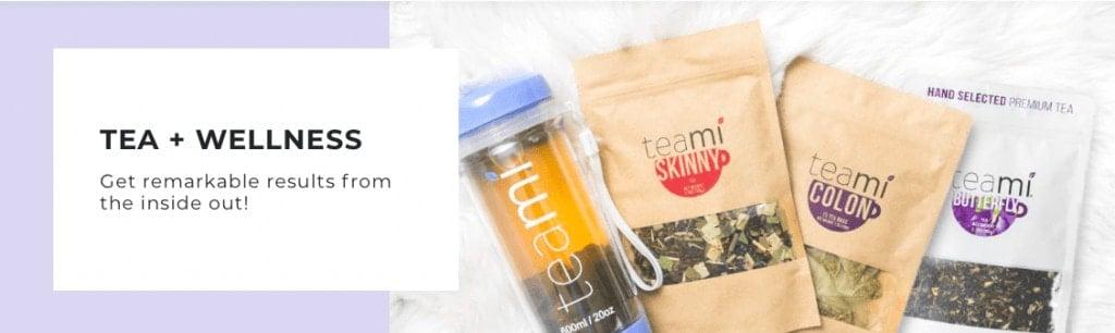 How does Teami Tea work