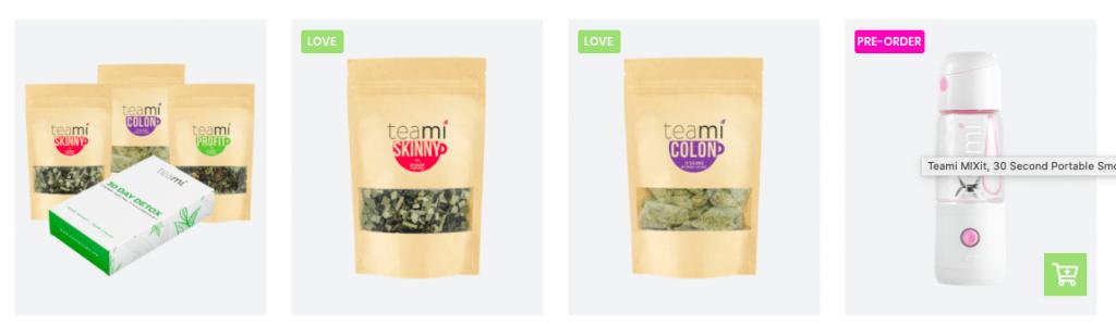 Teami Tea 2