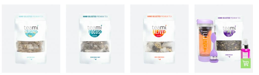 Teami Tea 5