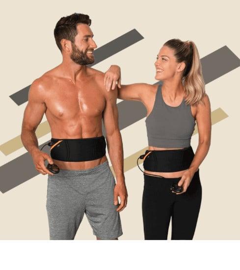 The Flex Belt for fitness