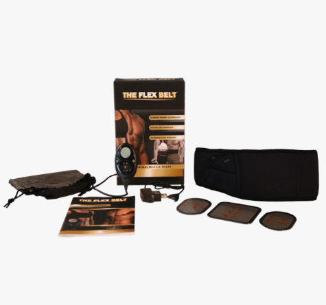 The Flex Belt package