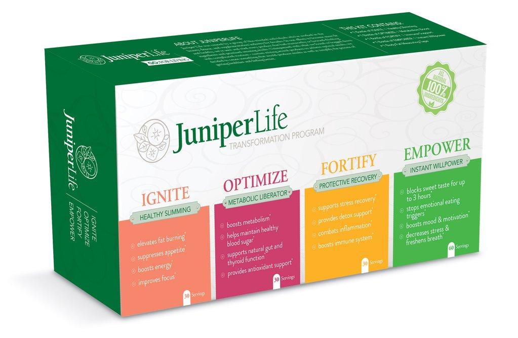 Transformation Program by Juniper life
