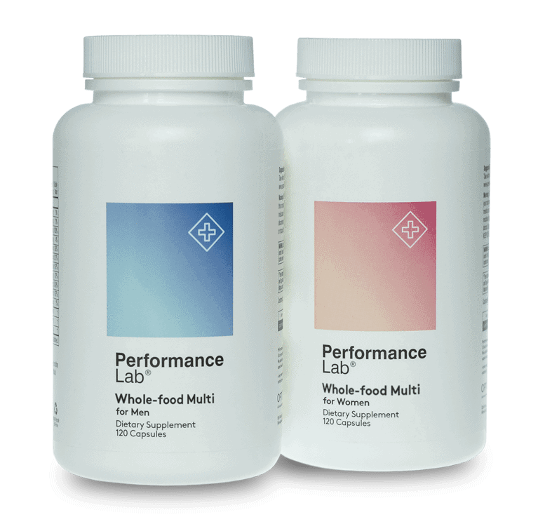 Whole-Food Vegan Multivitamin By Performance Lab