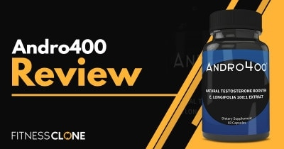Andro400 Review – Can This Supplement Really Improve Testosterone Levels?