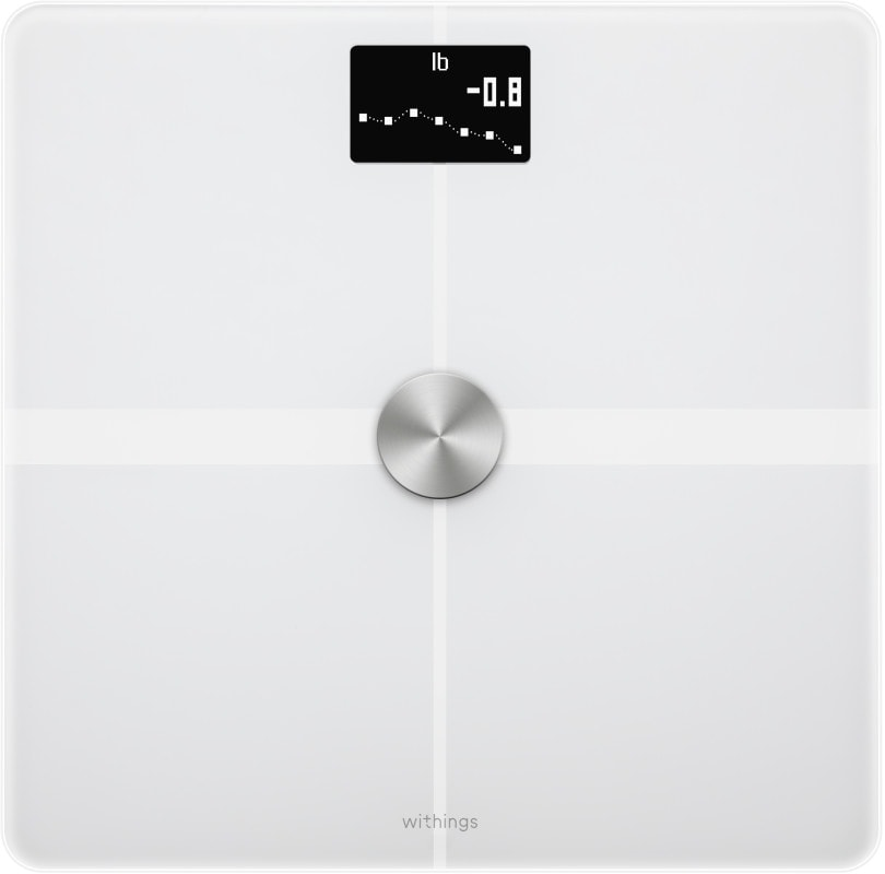 Body + Composition Wi-Fi Scale white