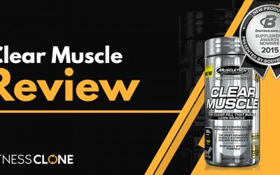 Clear Muscle Review – Is This Post Workout From MuscleTech Legit?