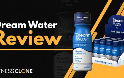 Dream Water Review – Can Their Sleep Shots Help You Rest?