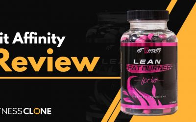 Fit Affinity Review – A Fat Burner Designed For Women's Metabolisms