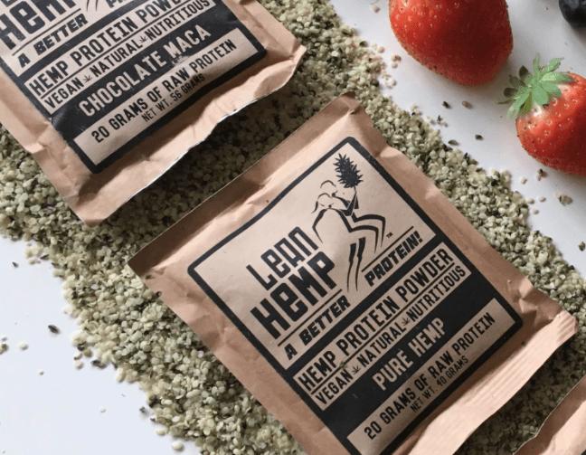 Hemp Protein Powder by Lean Hemp