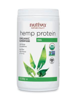 Hemp Seed Protein by Nutiva