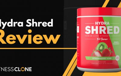 Hydra Shred Review – A Fat Burner From Sparta Nutrition