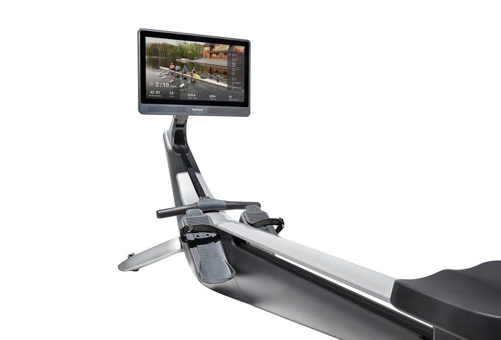 Hydrow Rower monitor