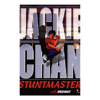 Jackie Chan Stuntmaster for Playstation