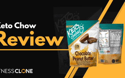 Keto Chow Review – Is This Meal Replacement Shake Worth It?