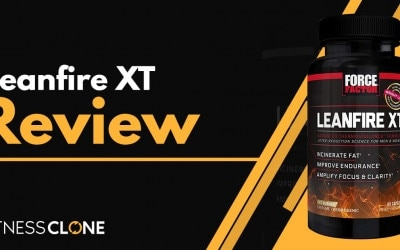 Leanfire XT Review – A Closer Look At This Supplement By Force Factor