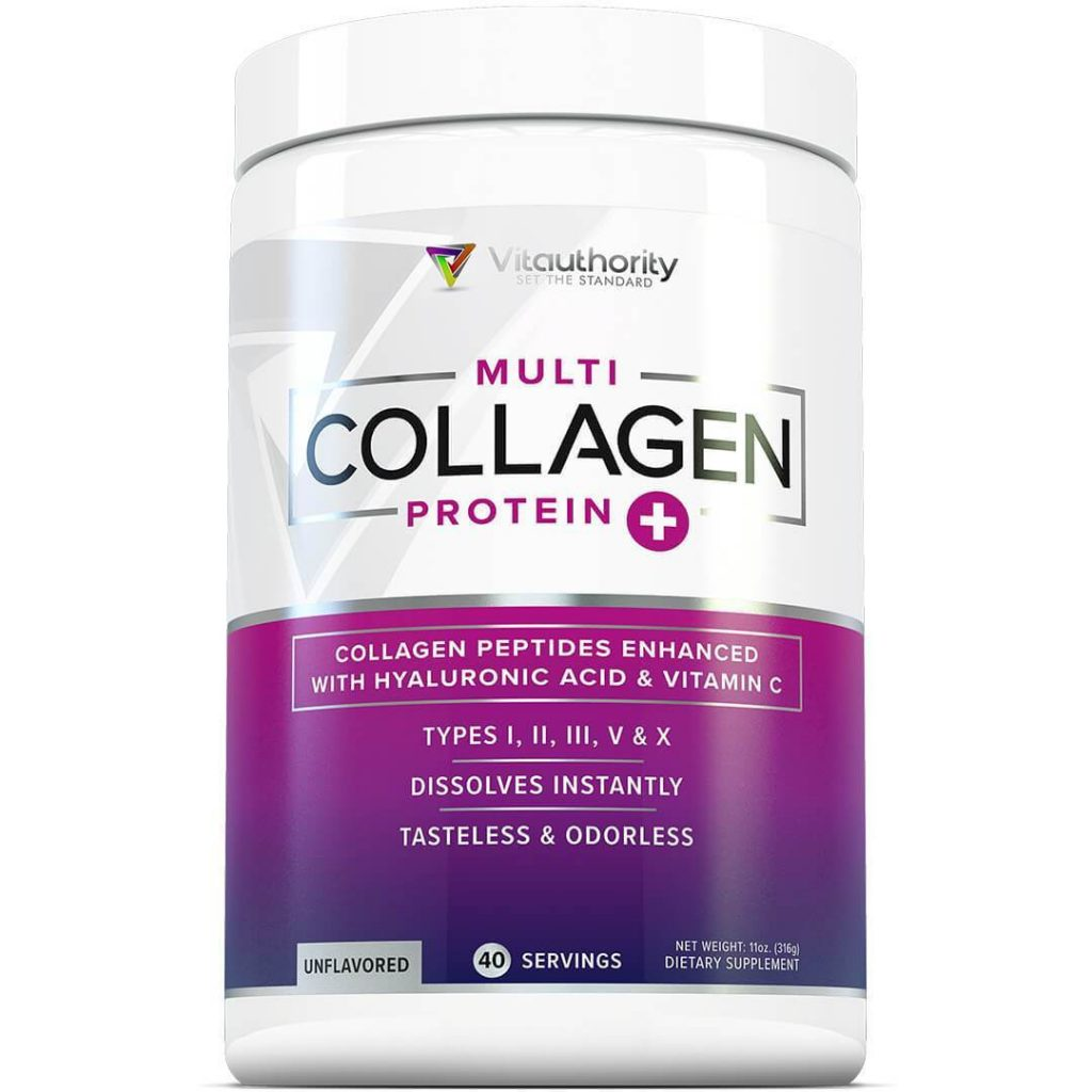Multi Collagen Protein by Vitauthority