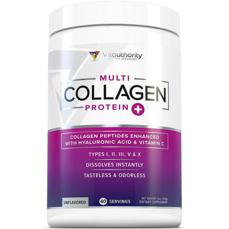 Vitauthority Multi Collagen Protein Review – Can This Peptide Help Your Skin?