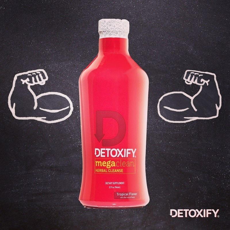 Mega Clean Detoxify