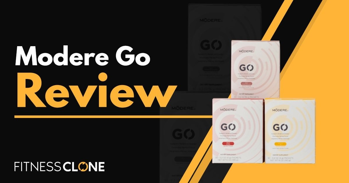 Modere Go Review – How Legit Is This Nootropic?