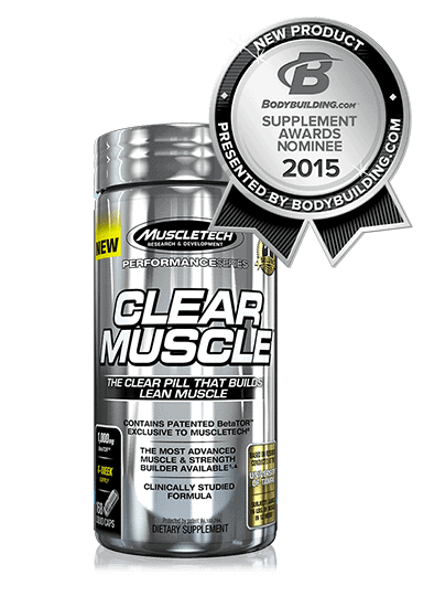 Clear Muscle Supplement