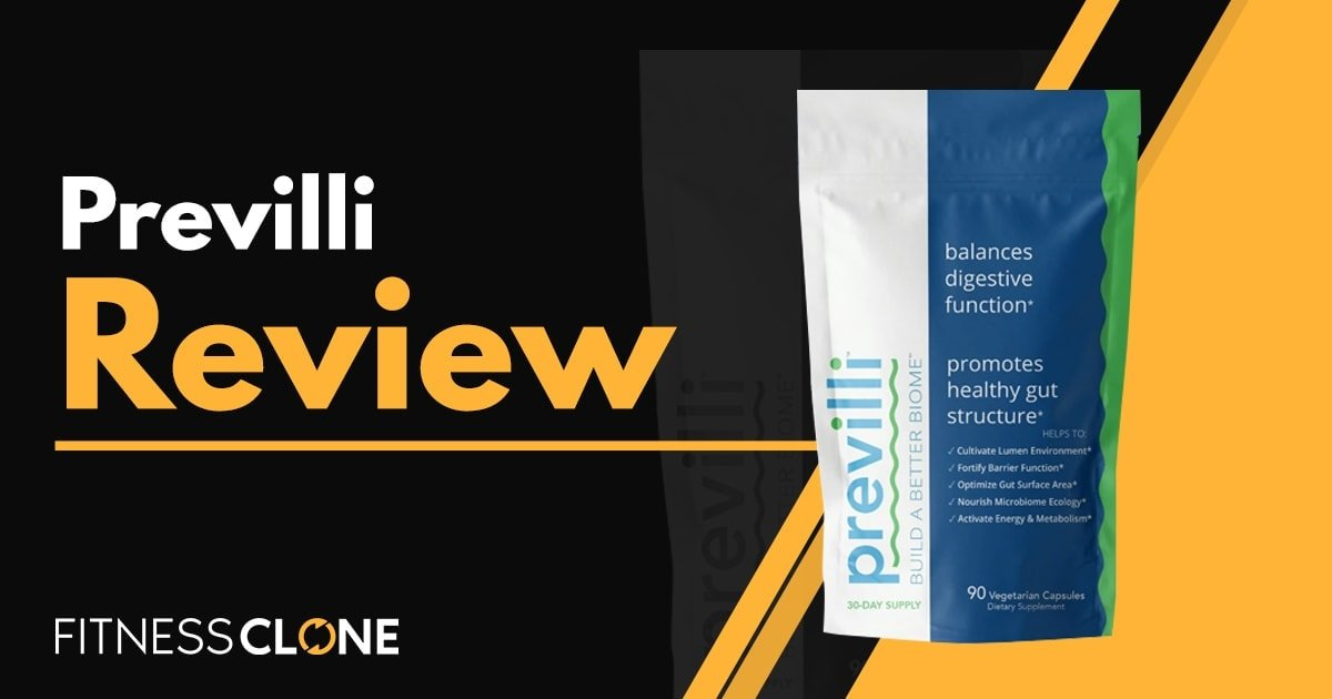 Previlli Review – Is This Gut Supplement Legit Or Not?