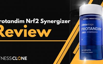 Protandim Nrf2 Synergizer Review – An Antioxidant Supplement By LifeVantage