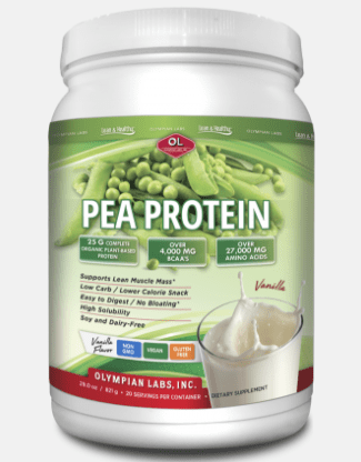 Pure Pea Protein by Olympian Labs
