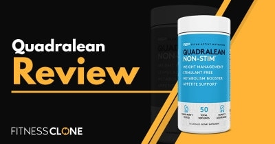 Quadralean Review – How Does This Fat Burner Rate?