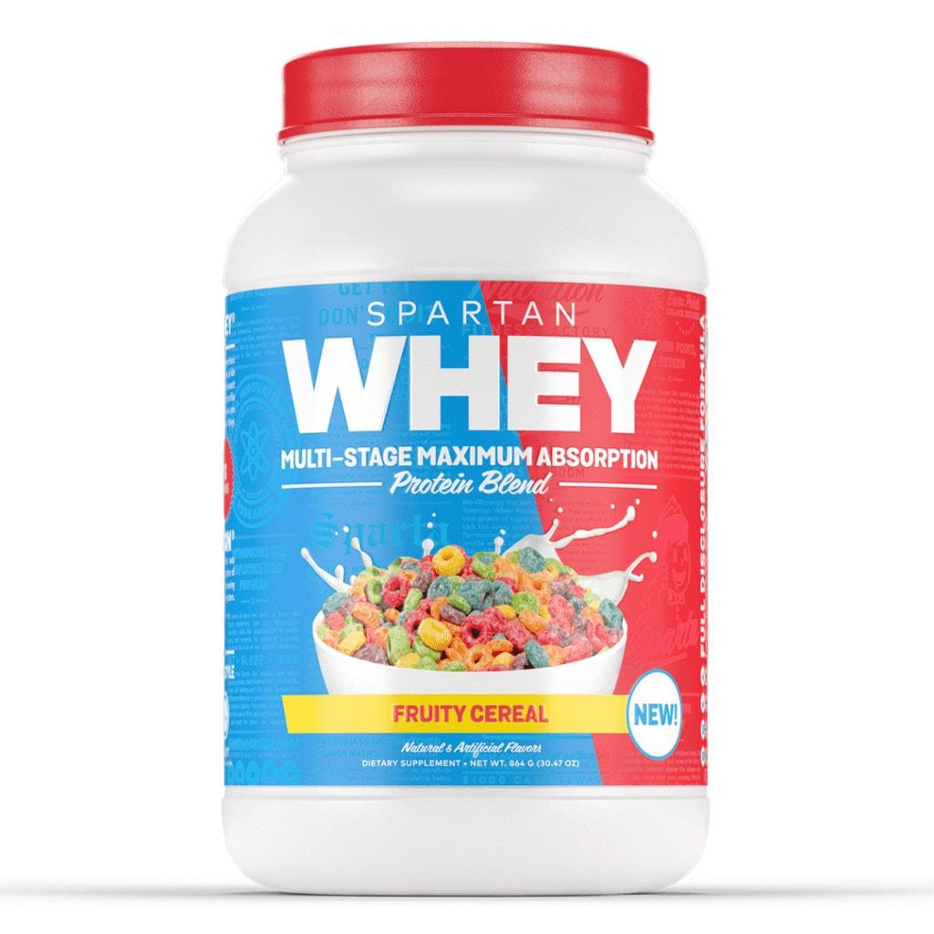 Spartan Whey Dietary Supplement