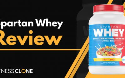 Spartan Whey Review – Is This Campus Protein Supplement Worth The Price?