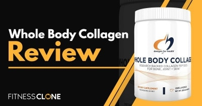 Whole Body Collagen Review – A Look At This Professional-Grade Supplement