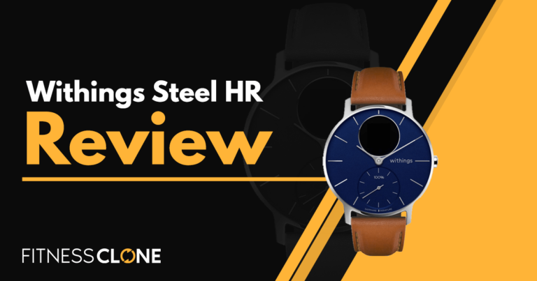 Withings Steel HR Review – Is This Hybrid Smartwatch Worth The Cost?