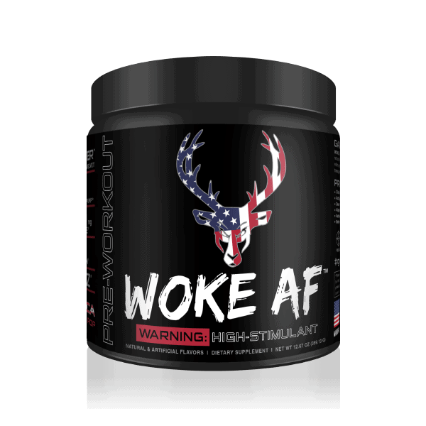 Woke AF Review – Can This Pre-Workout Get You Pumped?