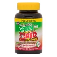 red and greens supplement